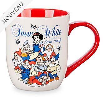 Disney Store Mug Blanche Neige et les Sept Nains