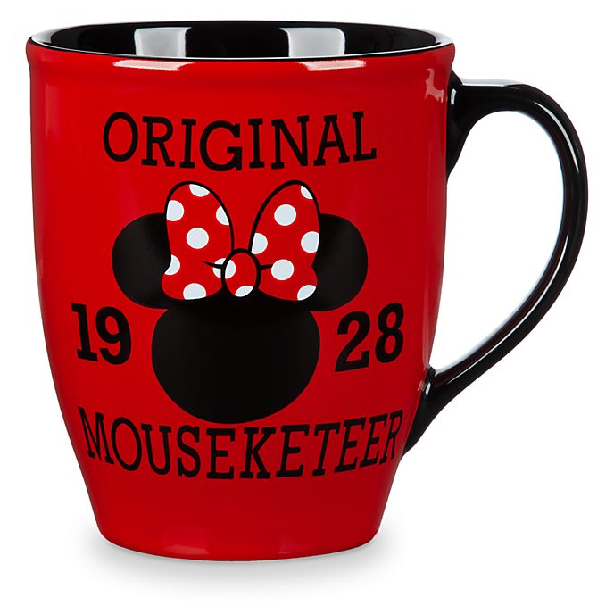 Taza Minnie Mouse, Disney Store