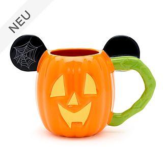 Walt Disney World - Micky Maus - Becher in Kürbisform