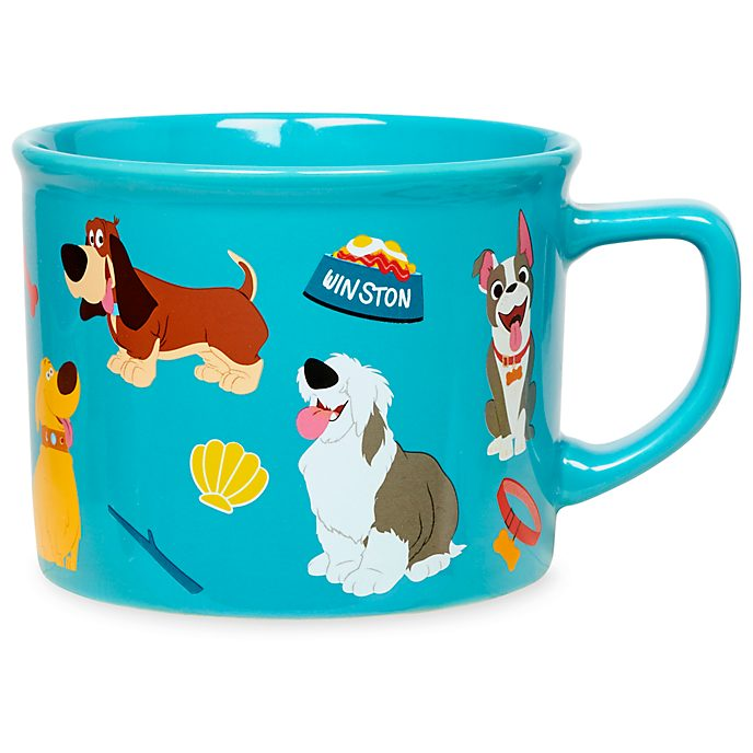 Taza perros, Oh My Disney, Disney Store