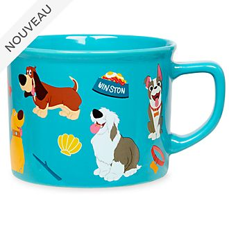 Disney Store Mug chiens, collection Oh My Disney