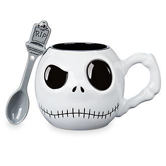 Tazza e cucchiaio Jack Skeletron Disney Store