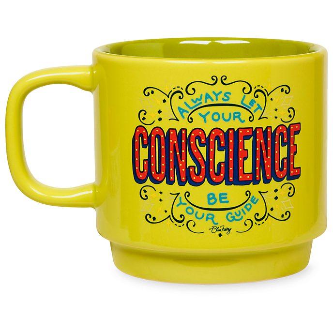 Disney Store Pinocchio Disney Wisdom Stackable Mug, 7 of 12