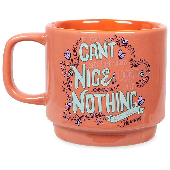 Disney Store Bambi Disney Wisdom Stackable Mug, 8 of 12