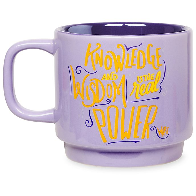 Disney Store Mug empilable Merlin Disney Wisdom, 9 sur 12