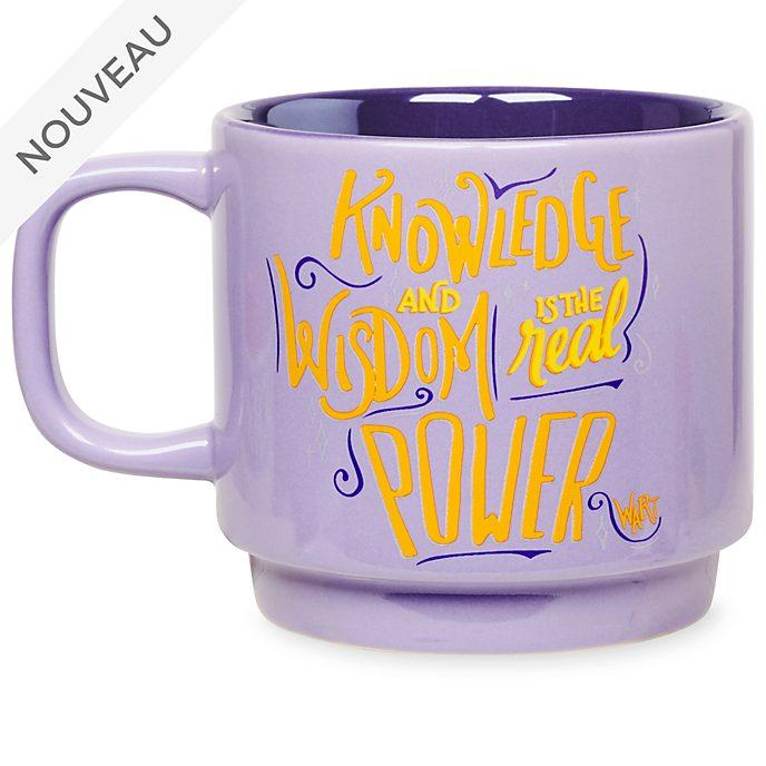 Disney Store Mug empilable Merlin Disney Wisdom, 9sur12