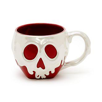 Disney Store Mug Pomme empoisonnée, Blanche Neige