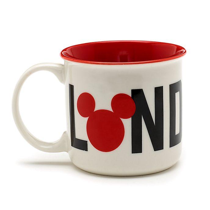 Taza Londres Mickey Mouse, Disney Store
