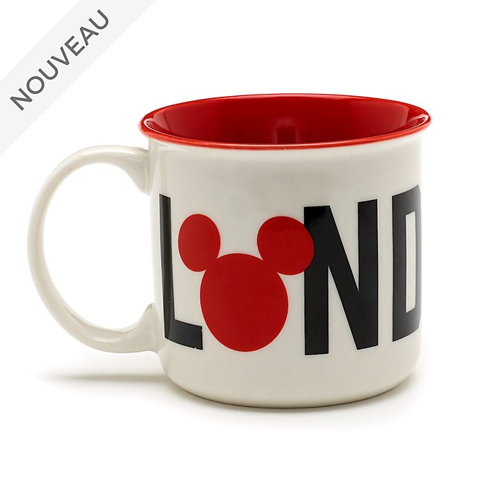 Disney Store Mug Mickey Londres