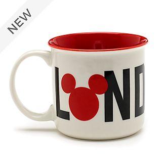 Disney Store Mickey Mouse London Mug