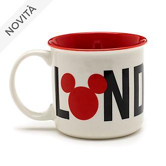 Tazza Topolino Londra Disney Store