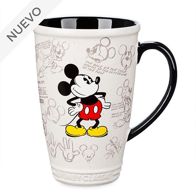 Taza animada Mickey Mouse, Disney Store