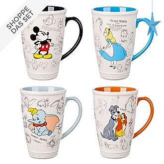 Disney Store - Animated Mug Collection - Becher