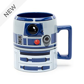 Disney Store R2-D2 Mug, Star Wars