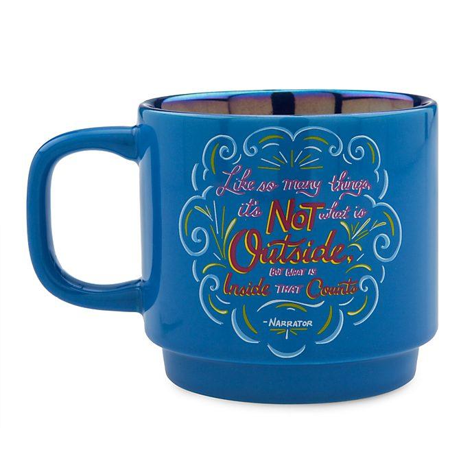 Disney Store Mug empilable Le Génie Disney Wisdom, 10sur12