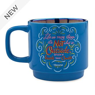 Disney Store Genie Disney Wisdom Stackable Mug, 10 of 12