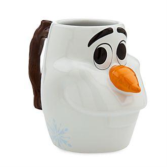Disney Store Mug Olaf, La Reine des Neiges2