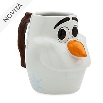 Tazza personaggio Olaf Frozen 2: Il Segreto di Arendelle Disney Store