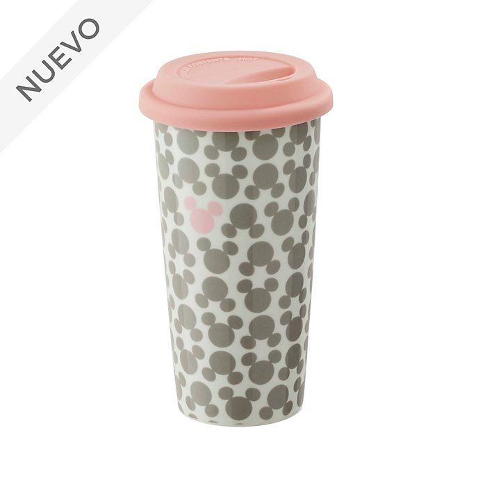 Taza de viaje pastel, Mickey Mouse, Funko
