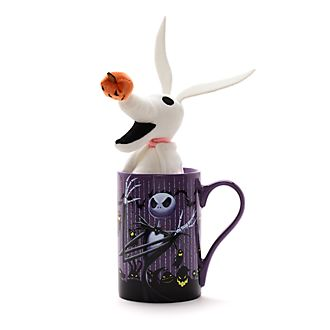 Set mini peluche imbottito e tazza Nightmare Before Christmas Disney Store