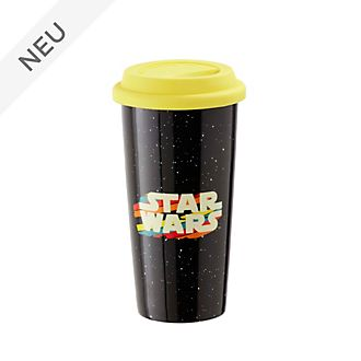 Funko - Star Wars - Reisebecher im Retro-Look