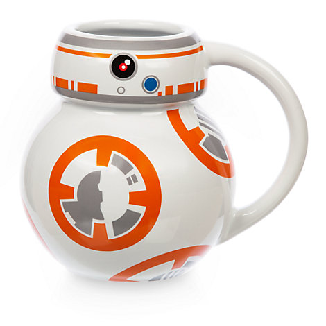 BB-8 Character Mug, Star Wars: The Force Awakens