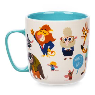 Zootropolis Mug