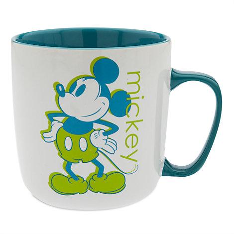 Kulørt Mickey Mouse krus