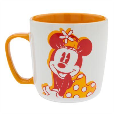Kulørt Minnie Mouse krus