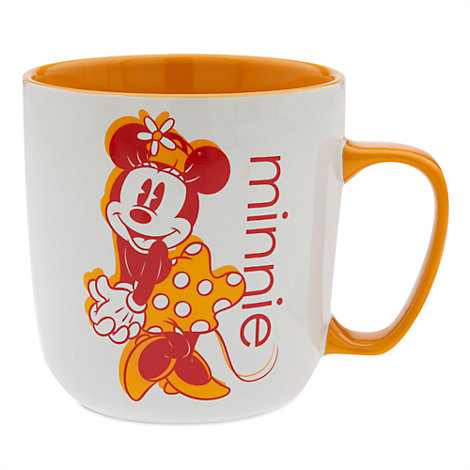Minnie Mouse Colours Mug