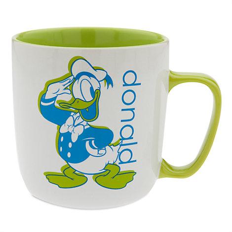 Taza colores Pato Donald