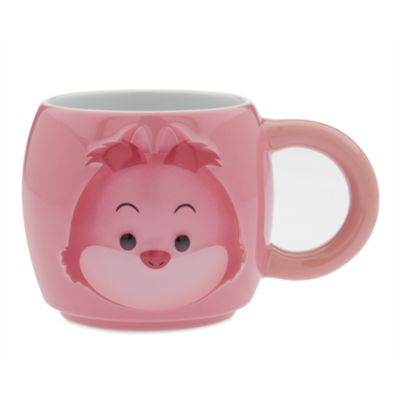 Cheshire Cat Tsum Tsum Character Mug, Alice in Wonderland