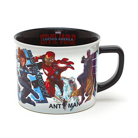 Captain America mugg