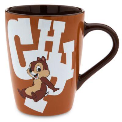 Chip 'n' Dale Letters Mug