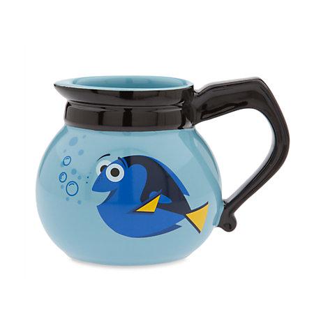 Findet Dorie - Dorie im Kaffeebecher