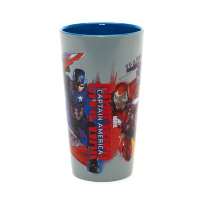 Tazza team supereroi Marvel, Capitan America: Civil War
