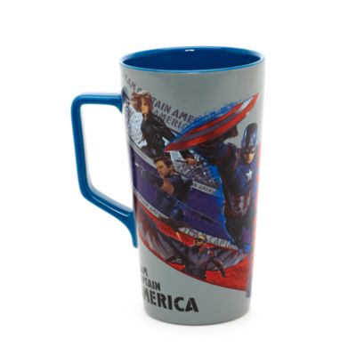 Teams Mug, Captain America: Civil War