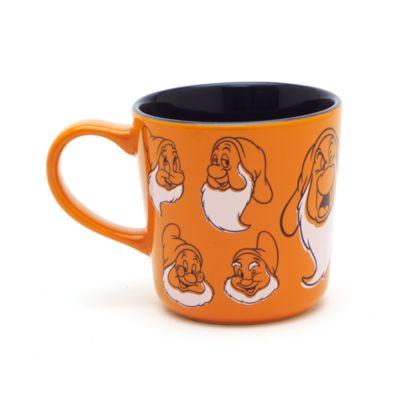 Seven Dwarfs Retro Mug
