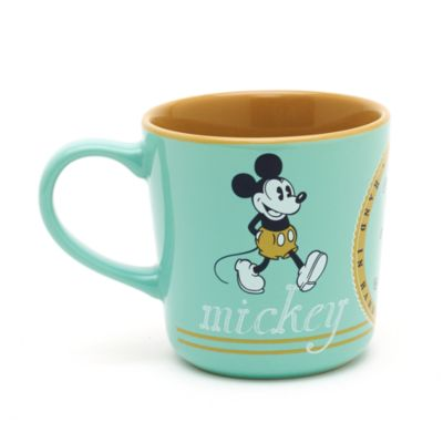 Mickey And Minnie Mouse Retro Mug
