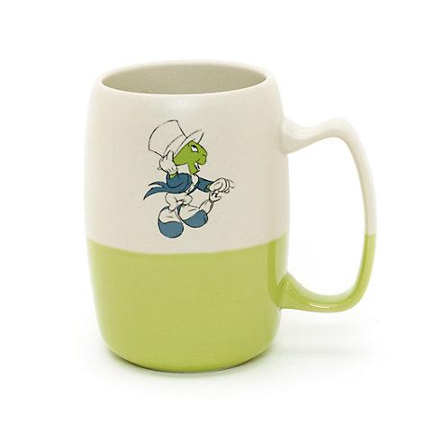 Jiminy Cricket Glazed Mug
