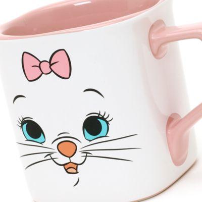 Marie Face Square Mug