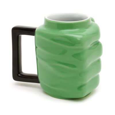 Hulk Fist Shaped Mug