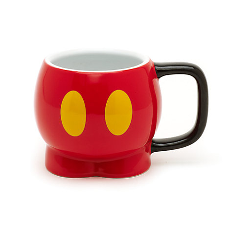 Mickey Mouse Shaped Mug