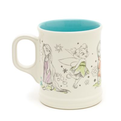 Mug Princesse Collection Disney Animators