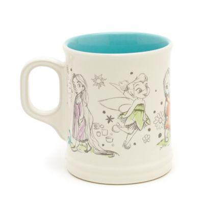 Prinsessmugg, Disney Animator's Collection