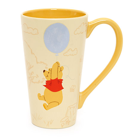 winnie the pooh tall mug. Black Bedroom Furniture Sets. Home Design Ideas