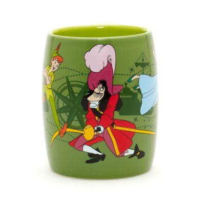 Peter Pan Character Mug