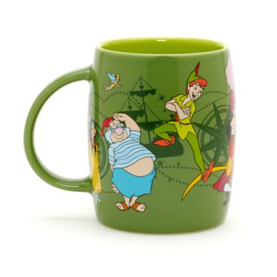 Peter Pan figurmugg
