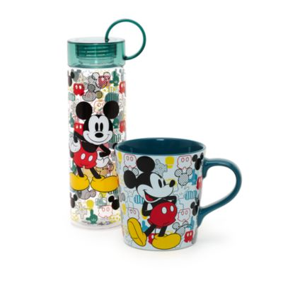 Taza estampada Mickey Mouse