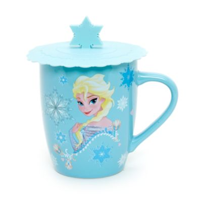 Frozen Mug And Lid